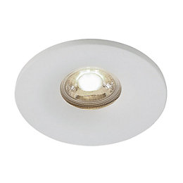 Colours White LED Fixed Recessed Downlight 4.8 W