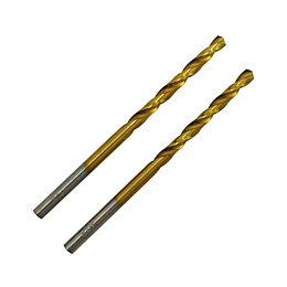 Erbauer High Speed Steel Metal Drill Bit (Dia)3.2mm