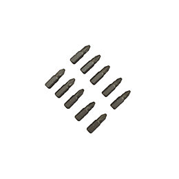 Universal Screwdriver Bit 25mm, Pack of 10