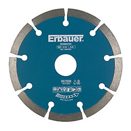 Erbauer (Dia)115mm Diamond Cutting Disc