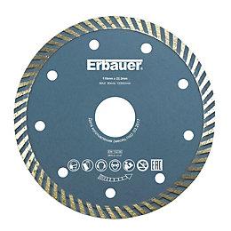 Erbauer (Dia)115mm Diamond cutting disc