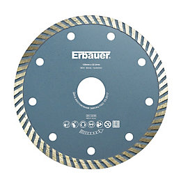 Erbauer (Dia)125mm Diamond Cutting Disc