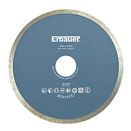 Erbauer (Dia)125mm Diamond Tile Cutting Disc