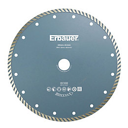 Erbauer (Dia)230mm Diamond cutting disc