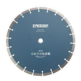 Erbauer (Dia)300mm Diamond Cutting Disc