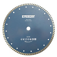 Erbauer (Dia)300mm Diamond cutting disc
