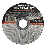 Universal (Dia)115mm Metal cutting disc