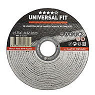 Universal (Dia)125mm Metal cutting disc