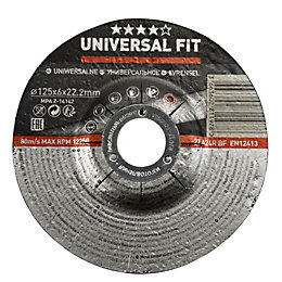 Universal (Dia)125mm Grinding Disc