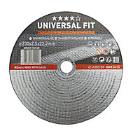 Universal (Dia)230mm Metal cutting disc