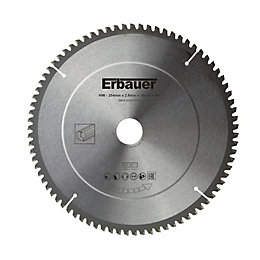Erbauer Circular Saw Blade (Dia)254mm