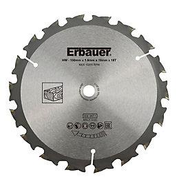 Erbauer Circular Saw Blade (Dia)150mm