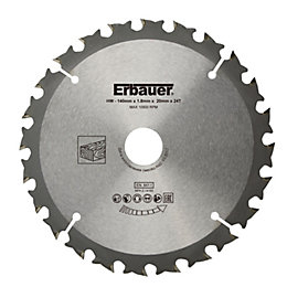 Erbauer Circular saw blade (Dia)140mm