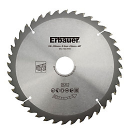 Erbauer Circular saw blade (Dia)200mm
