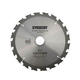 Erbauer Circular saw blade (Dia)210mm