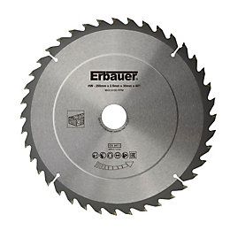 Erbauer Circular Saw Blade (Dia)250mm