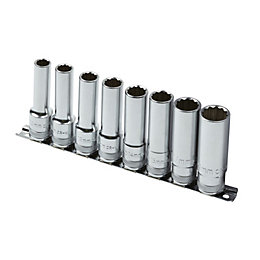 "Magnusson 1/2"" Socket Set, 8 Pieces"