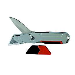 Magnusson 61 mm Lockback dual blade utility knife