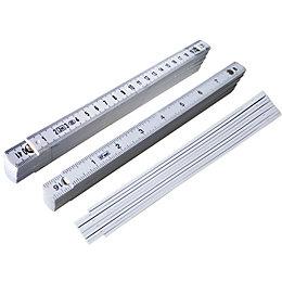 2M Folding Ruler