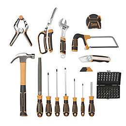 Magnusson 60 Piece Tool kit