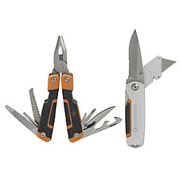 Magnusson Multi-Tool & Knife Set