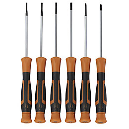 Magnusson 6 Piece Mixed Precision Screwdriver Set