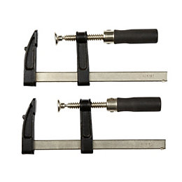 F-Clamp (L)150mm, Pack of 2