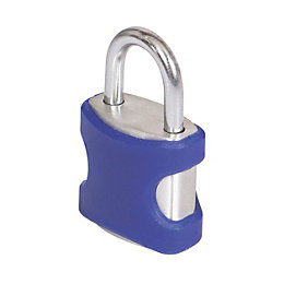 Smith & Locke Aluminium Cylinder Steel Open Shackle