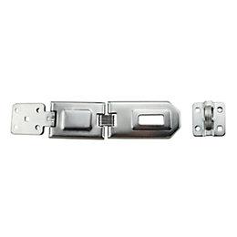 Smith & Locke Steel (L)120mm Hasp & staple