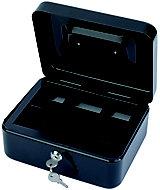 Smith & Locke Cylinder Cash box