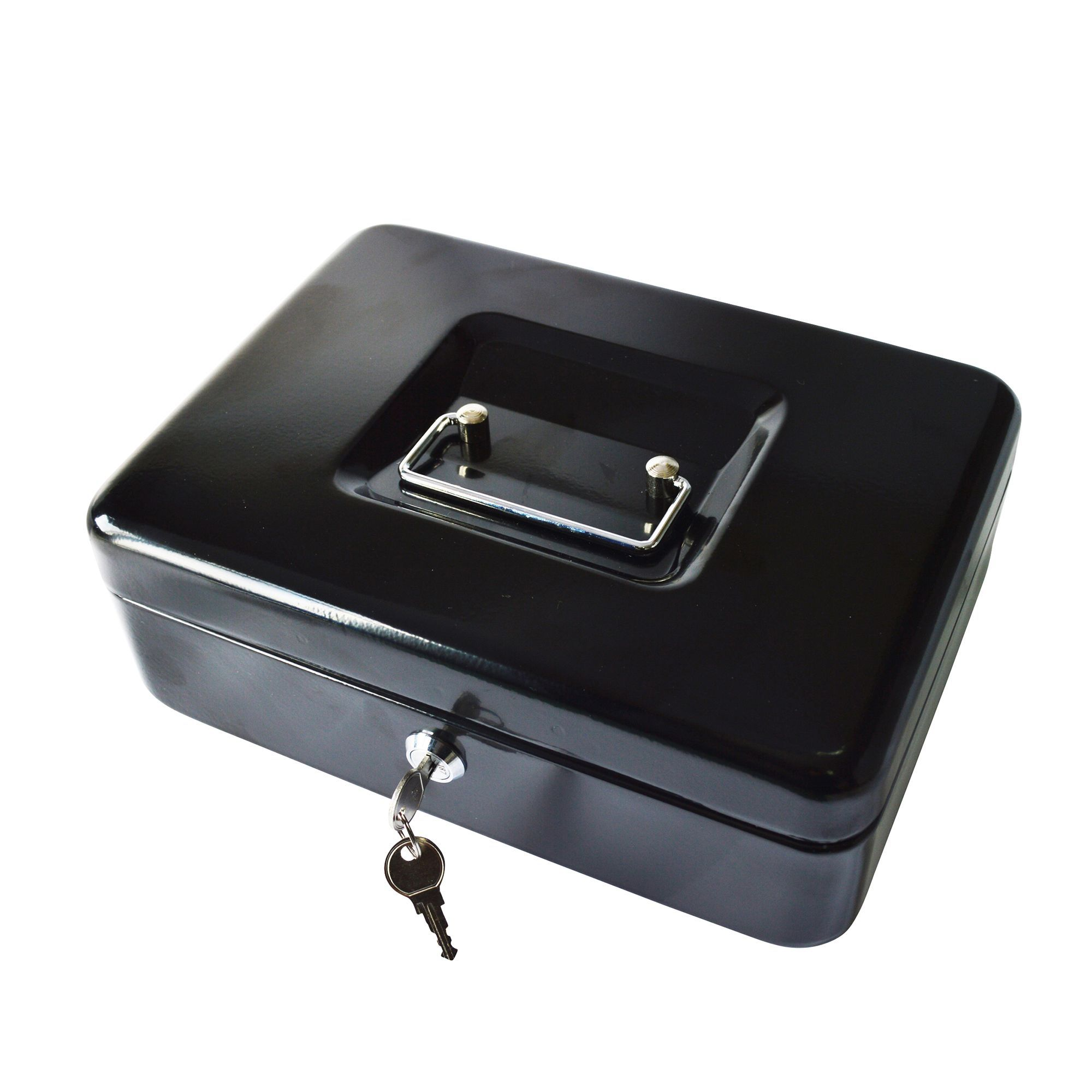 Smith & Locke Cylinder Cash box