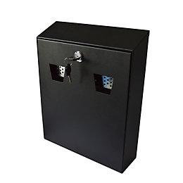 Smith & Locke Steel Cigarette bin