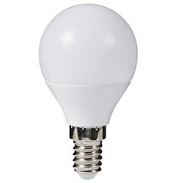 Diall E14 250lm LED Ball Light Bulb, Pack