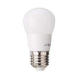 Diall E27 250lm LED Ball Light Bulb