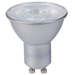 Diall GU10 345lm LED Dimmable Reflector Light bulb,