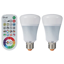 Idual E27 806lm LED Dimmable GLS Light Bulb,