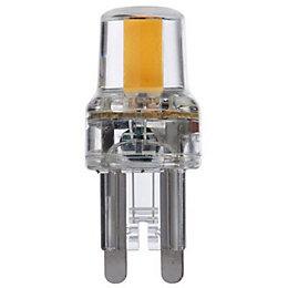 Diall G9 180lm LED Capsule Light Bulb, Pack