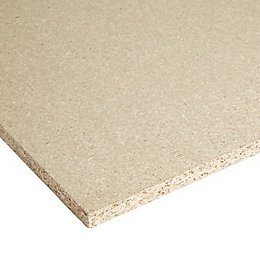 Chipboard Sheet (Th)18mm (W)1250mm (L)2500mm