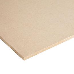 MDF Board (Th)9mm (W)610mm (L)1220mm