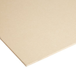 MDF Board (Th)6mm (W)405mm (L)810mm
