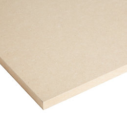 MDF Board (Th)18mm (W)405mm (L)810mm