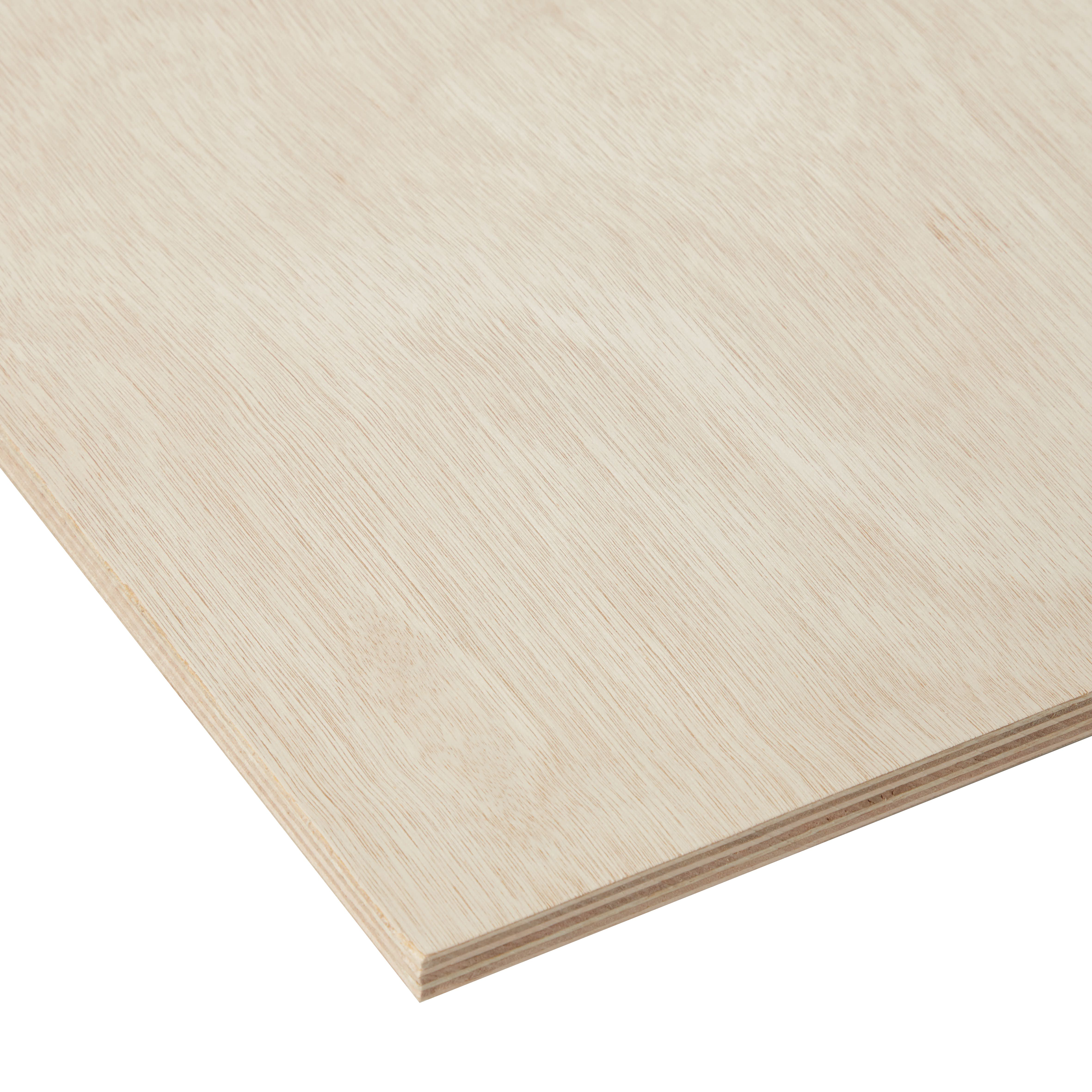 Plywood Sheet Th 12mm W 1220mm L 2440mm Departments
