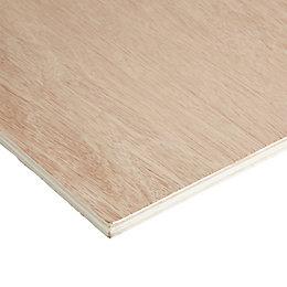 Hardwood Plywood Sheet (Th)12mm (W)610mm (L)1220mm