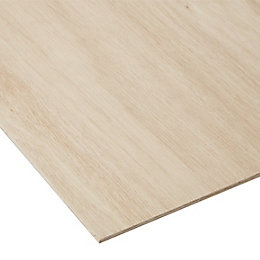 Hardwood Plywood Sheet (Th)3.6mm (W)405mm (L)810mm