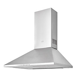 Cooke & Lewis CLCHS60 Inox Stainless Steel Chimney