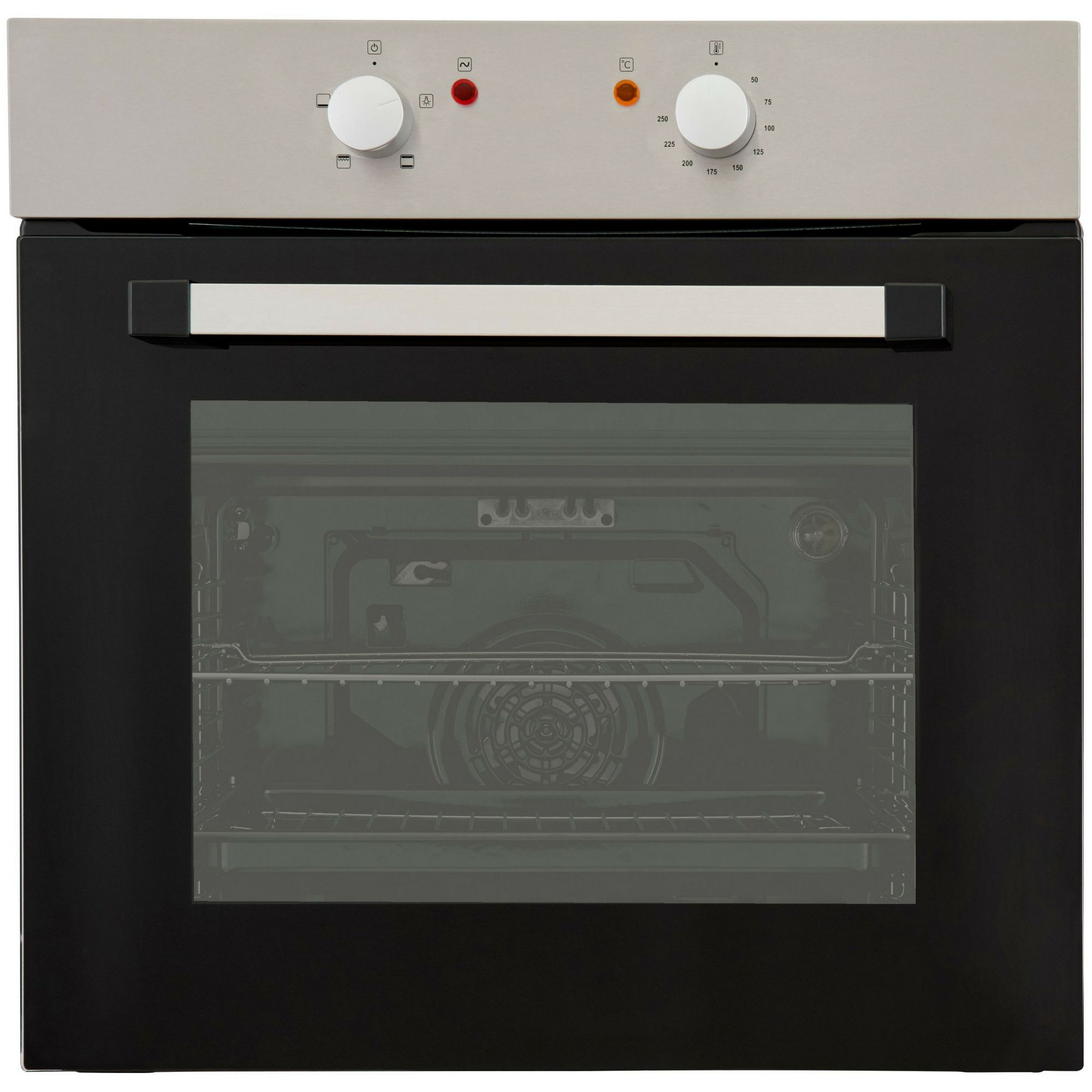Cooke Amp Lewis Clcsb60 Black Electric Single Oven
