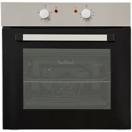 Cooke & Lewis CLCSB60 Black Electric Single Oven