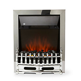 LED Insert electric fireplace