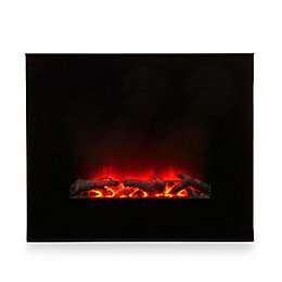 LED Remote Control Wall Hung Fire