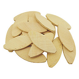 Erbauer Jointing Biscuit 4mm, Pack of 100